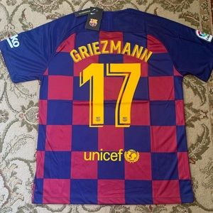 griezmann Barcelona Jersey 2019/2020